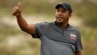 Golfista venezolano Jhonattan Vegas, preocupado por la situación de su país