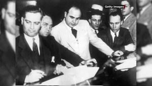 Un 18 de mayo, Al Capone entraba a prisión