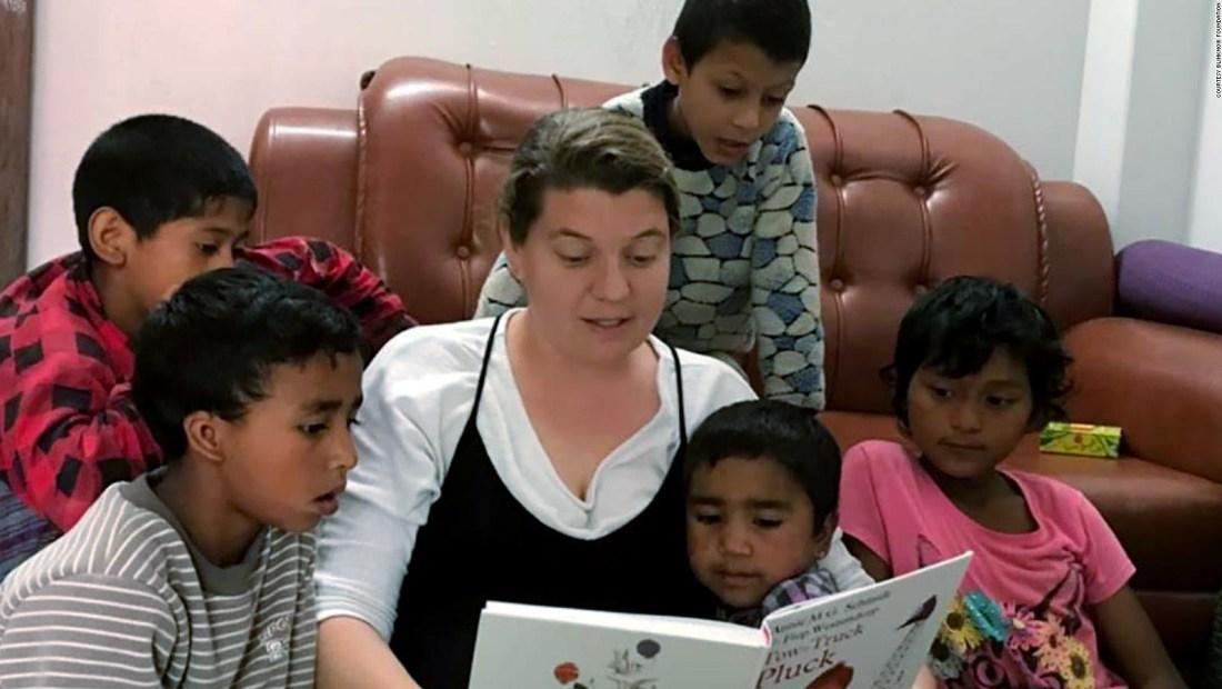 Cuidar de 54 niños durante la pandemia