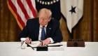 Lo positivo y negativo de los casi cuatro años de mandato de Trump