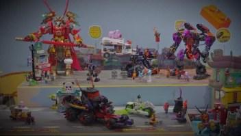 """Lego lanza la serie """"Monkie Kid"""" en Shanghái"""
