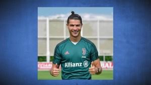 Cristiano Ronaldo: sus palabras el regresar a las prácticas
