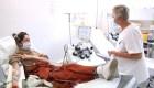 El efecto en cadena que causaría el covid-19 en el paciente