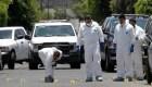 Disminuyen ligeramente homicidios en México
