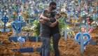 Brasil alcanza su número más alto de contagios