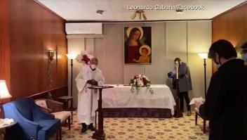 Comunidades religiosas se unen en el duelo