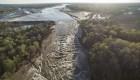 Trump ofrece ayuda tras las inundaciones de Michigan