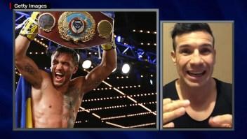 """""""Maravilla"""" Martínez: el boxeo debería aprender del UFC"""