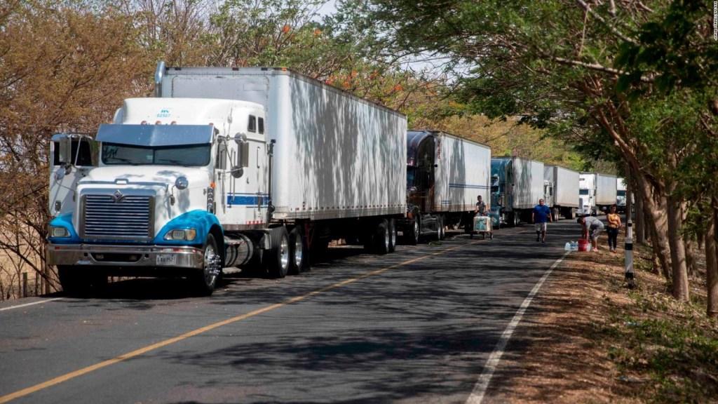 Acuerdo entre Costa Rica y Panamá sobre transportistas