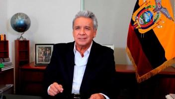 Lenín Moreno inicia su ultimo año en la presidencia de Ecuador