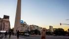 Argentina registra el día con más casos de coronavirus