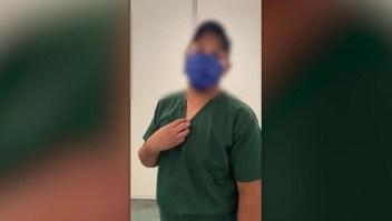 Pacientes en Guatemala exigen salir del hospital temporal