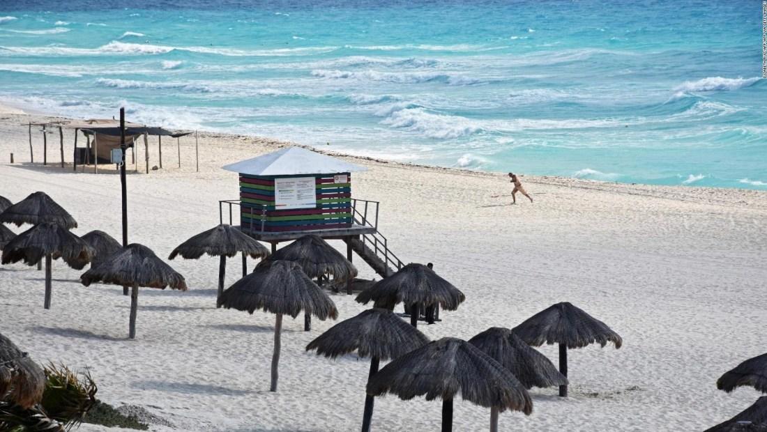El turismo interno en México volverá de forma gradual