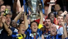 A 10 años del triplete del Inter de Milán