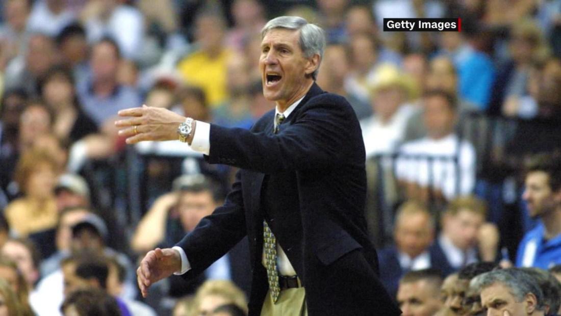 Fallece Jerry Sloan, entrenador leyenda de la NBA