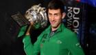 La mejor felicitación de cumpleaños para Novak Djokovic