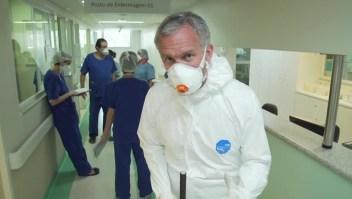 Hospitales en Brasil apenas pueden atender demanda por camas