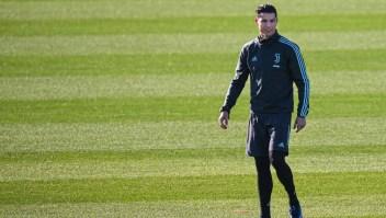 Cristiano Ronaldo, a toda máquina