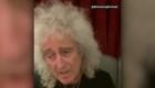 El guitarrista de Queen, Brian May, sufre un ataque cardíaco
