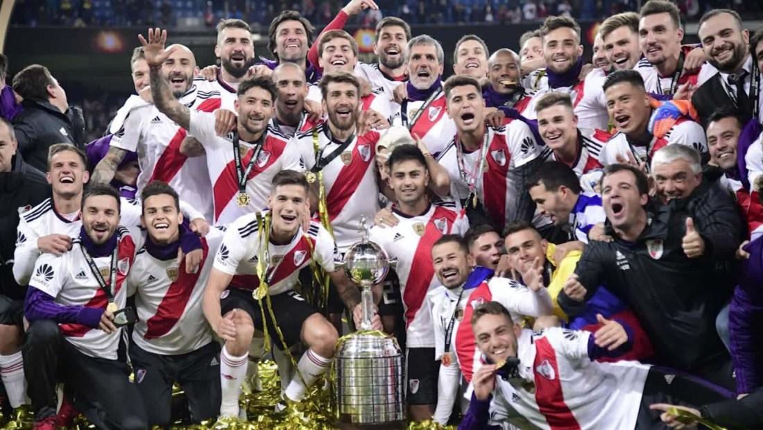 River Plate llega a 119 años de historia