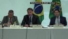 Reunión de Bolsonaro habría ignorado la pandemia