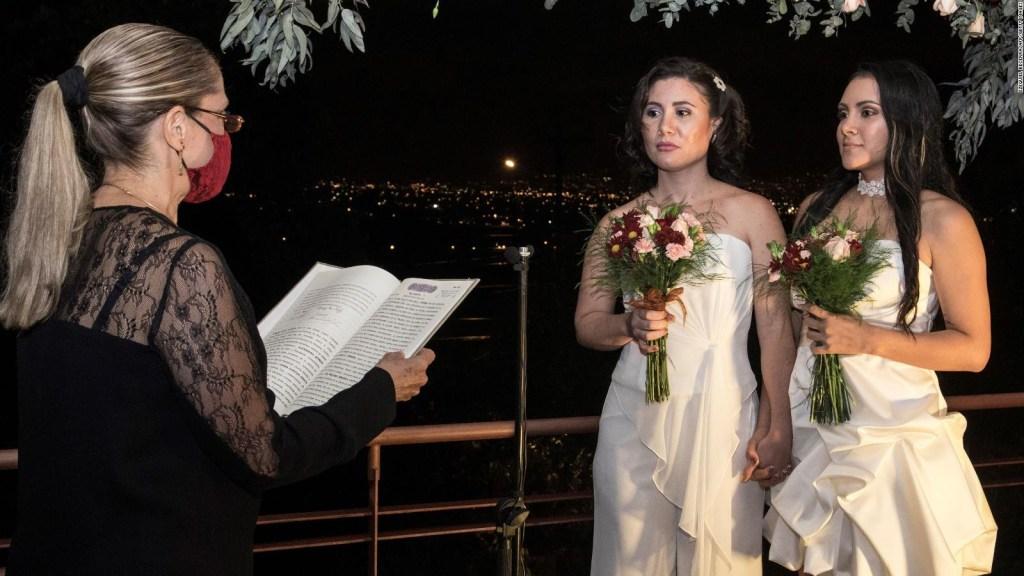 """""""Una demostración de no discriminación"""", vicepresidenta de Costa Rica habla del matrimonio igualitario"""