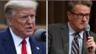 Trump alienta teoría conspirativa contra presentador de tv