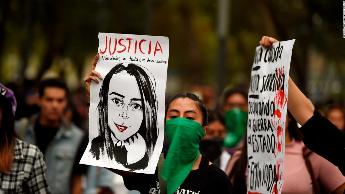 Denuncian aumento de violencia de género en México