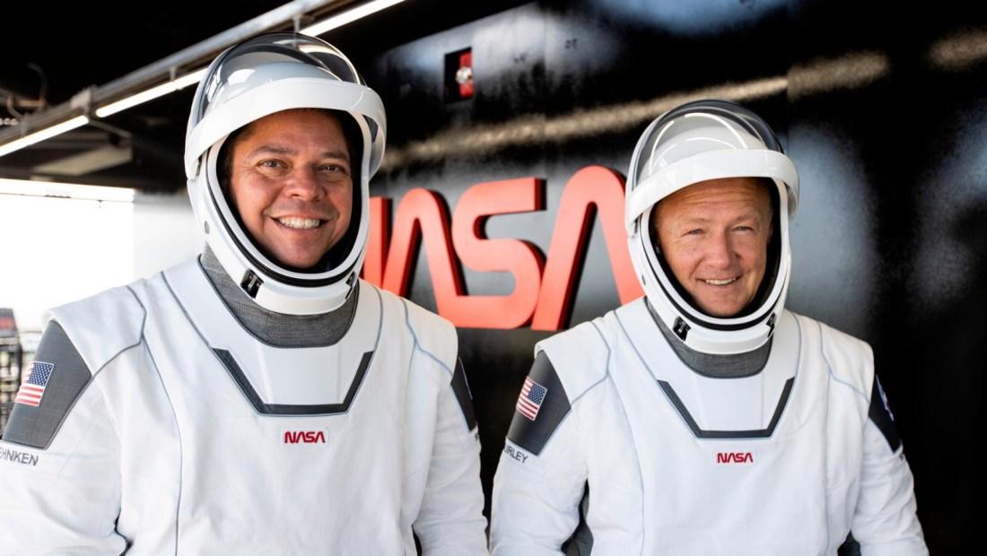 Una nueva era espacial requiere una nueva generación de trajes