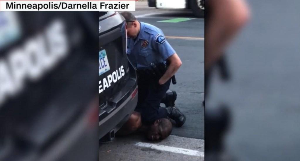 Despiden a policías por la muerte de un hombre negro
