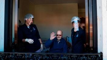 ¿Cómo visitar a los ancianos sin ponerlos en riesgo?