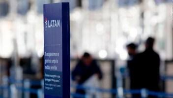 """Latam Airlines: """"Transportábamos a 250.000 personas diarias"""""""