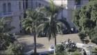 Allanan la casa del gobernador de Río de Janeiro