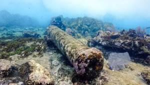 México: Antropólogos hallan naufragio de más de 200 años