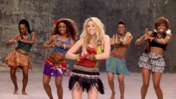 """Waka Waka"" supera 2.500 millones de visitas en YouTube"