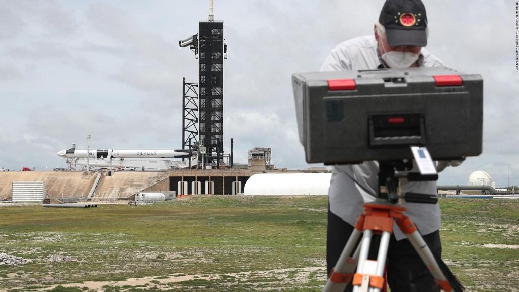 Conoce los detalles del lanzamiento de SpaceX y la NASA