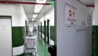 Contagio por coronavirus en el personal de salud de Argentina