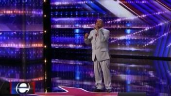 Ex-preso brilla en America's Got Talent