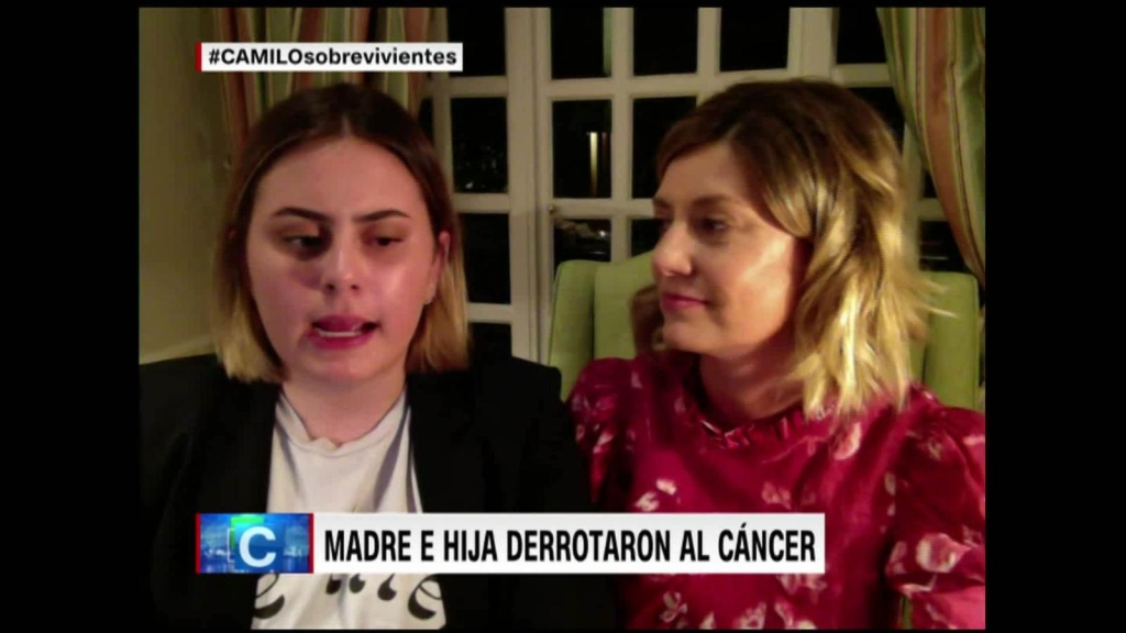 Madre e hija vencen el cáncer
