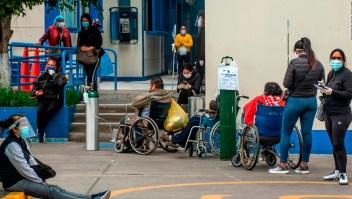 """Perú avanza hacia """"15 días difíciles"""" en la pandemia"""
