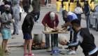 Sectores vulnerables, entre el hambre y la cuarentena