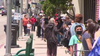 50% de infectados por covid-19 en California son latinos