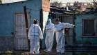 Buscan evitar el contagio en los barrios vulnerables