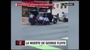 Desgarradores detalles de la muerte de George Floyd