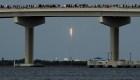 Histórico lanzamiento de SpaceX y la NASA