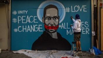Los Ángeles: Incendios y saqueos tras la muerte de Floyd