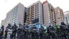 Atlanta emite toque de queda por protesta violenta