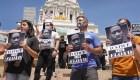 Crecen las protestas en EE.UU. por la muerte de Floyd