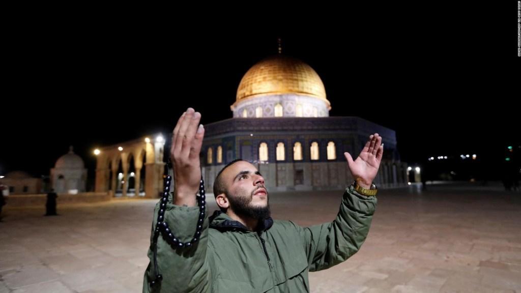 Reabre la mezquita de Al Aqsa de Jerusalén