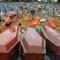 Manaos, la ciudad de entrada al Amazonas está luchando para combatir el coronavirus